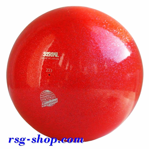 Ball Sasaki M-207BR FRR col. Red Fluo 18,5 cm FIG