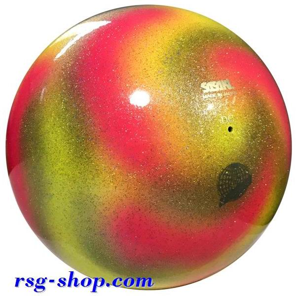 Ball Sasaki M-207VE LYMYxKEP LimeYellow x FluoPink 18,5 cм FIG