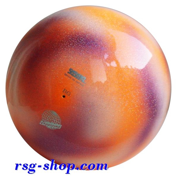 Ball Sasaki M-207VE OxRS 18,5 cm col. Orange x Raspberry FIG