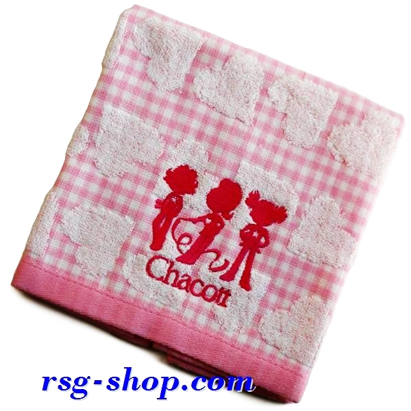 Handtuch Chacories Chacott col. Pink Art. 51000