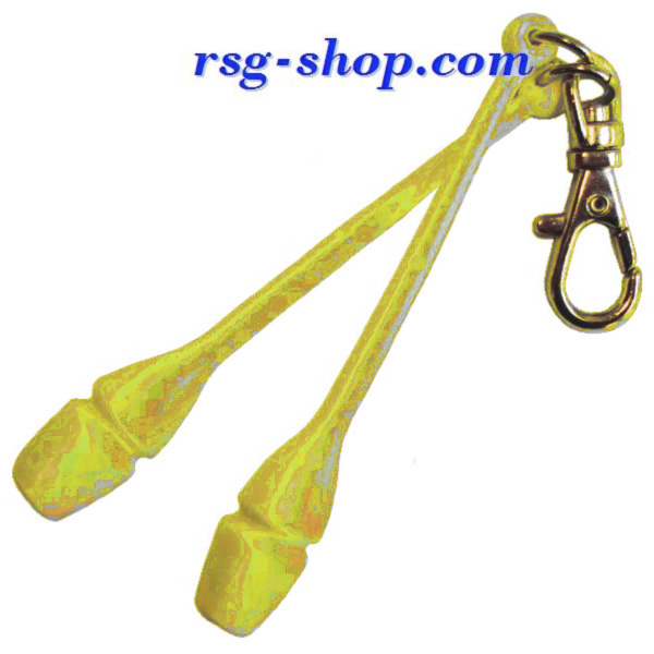 Anhänger Chacott Mini Key Clubs col. Gold Art. 001078