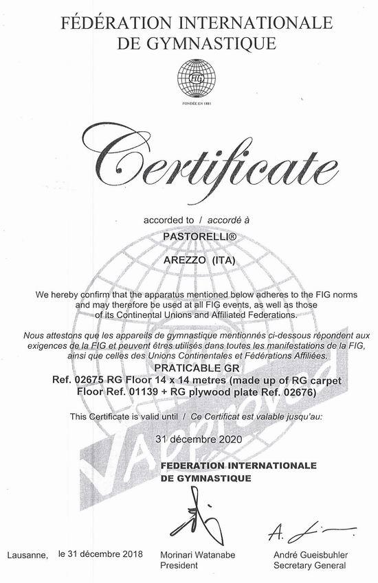 Carpet RSG Pastorelli 14x14 Art. 01139