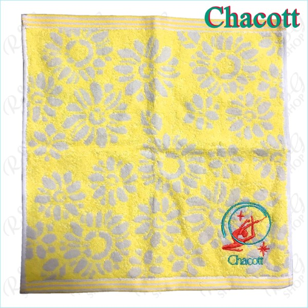 Handtuch Chacott size 35x32cm col. Yellow Art. 5013-92062