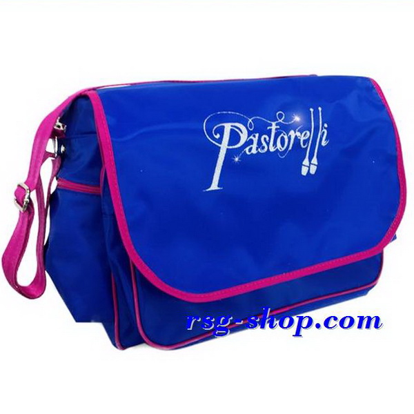 Sporttasche Pastorelli mod. GO-TRAINING col. Blue Royal-Fuchsia Art. 04012