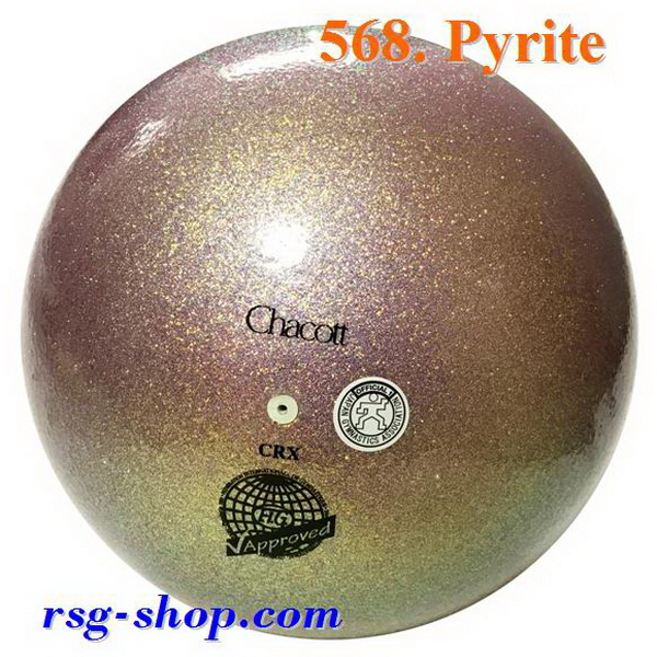 Ball Chacott Jewelry 18,5cm col. Pyrite FIG Art. 01358568