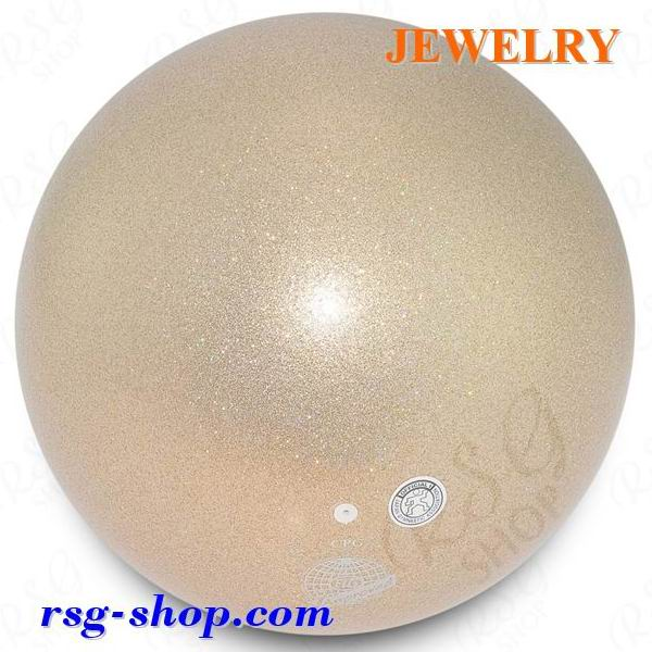 Ball Chacott Jewelry 18,5cm FIG col. Pearl FIG Art. 01358501