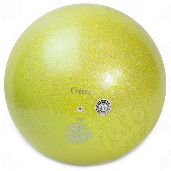 Ball Chacott Prism 18,5cm col. Lime Yellow Art. 01458632