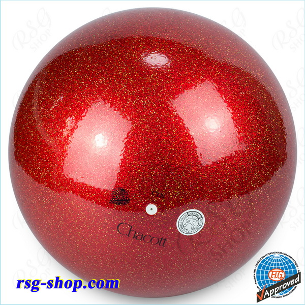 Ball Chacott Prism 18,5cm FIG col. Grenadine Art. 014-98656