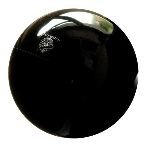 Ball Pastorelli col. Black 18 cm FIG Art. 00006
