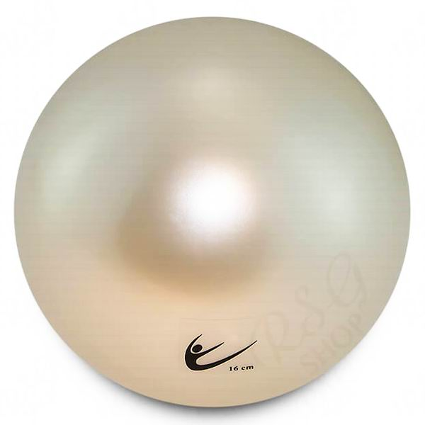 Ball Tuloni Junior 16 cm Metallic col. Perlen Art. T0087
