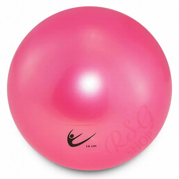 Ball Tuloni Junior 16 cm Metallic col. Pink Art. T0091