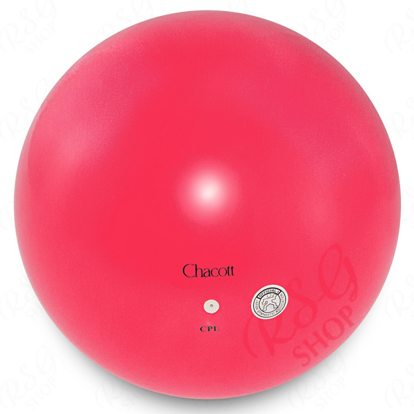 Ball Chacott Practice 17cm col. Cherry Pink Art. 00758047