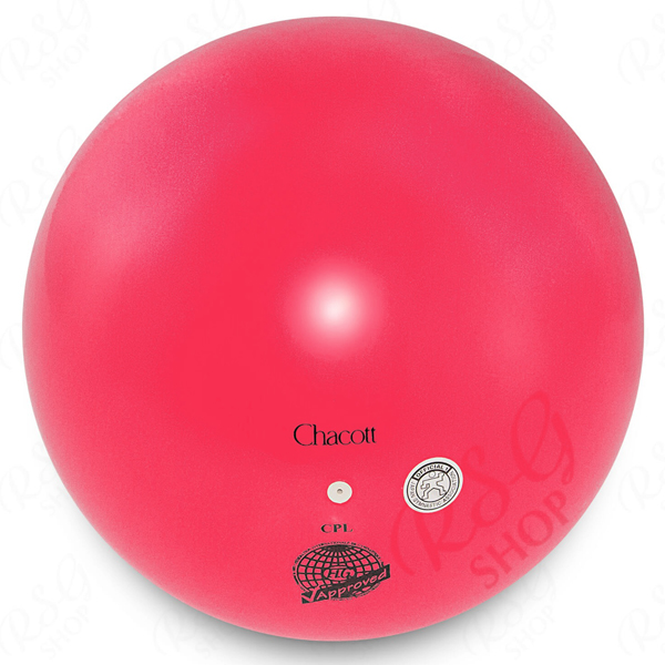 Ball Chacott 18,5cm FIG col. Cherry Pink Art. 00158047