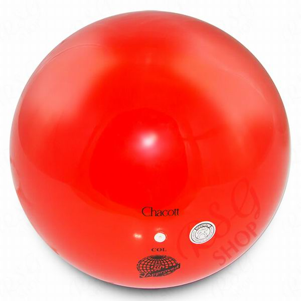 Ball Chacott 18,5cm col. Red Art. 58052