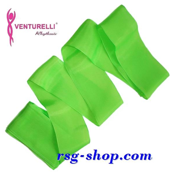 Band 5m Venturelli col. Neon-Green FIG Art. 554-113