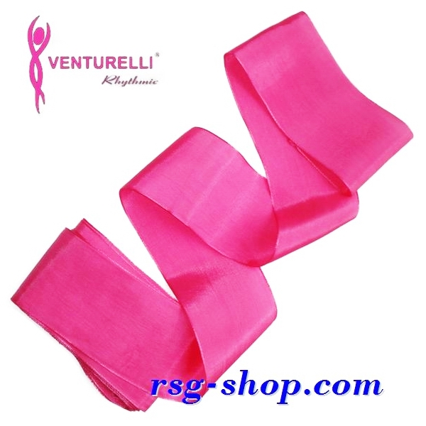 Band 6m Venturelli col. Neon-Pink FIG Art. 616-103