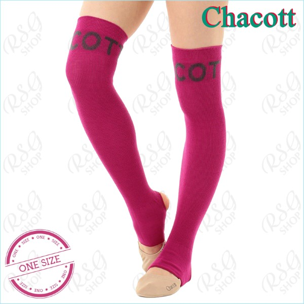 Beinwärmer Chacott One size in Raspberry Art. 0009-92055