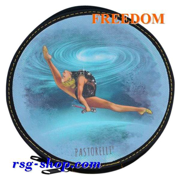 CD Hülle Pastorelli mod. FREEDOM Clubs col. Black Art. 03562