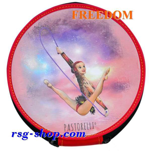 CD Hülle Pastorelli mod. FREEDOM Rope col. Red Art. 03570