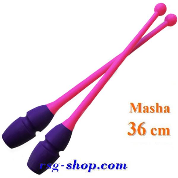 Pastorelli Ginnastica Ritmica collegabili Clubs Masha/-/36/cm Bambini Dimensioni MOD
