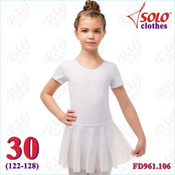 Trainingsanzug Solo s. 30 (122-128) Cotton col. White FD961.106-30