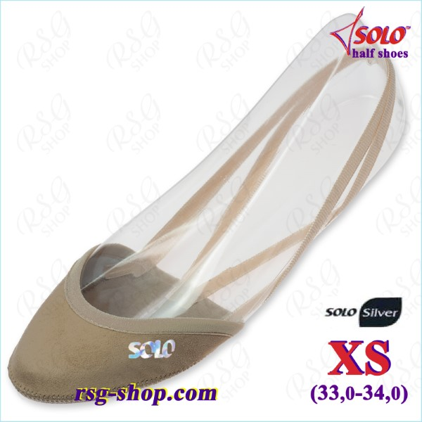 Kappen Solo OB10.S Suede s. XS (33-34) col. Skin OB10.S-XS