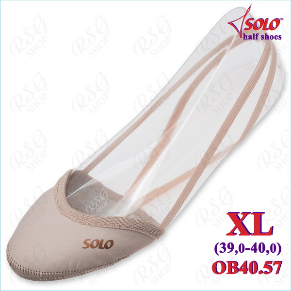 Kappen Solo OB40 Leather s. XL (39-40) col. Skin OB40.57-XL