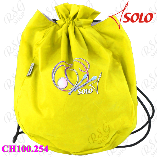 Ball Holder Solo col. Neon yellow Art. CH100.254