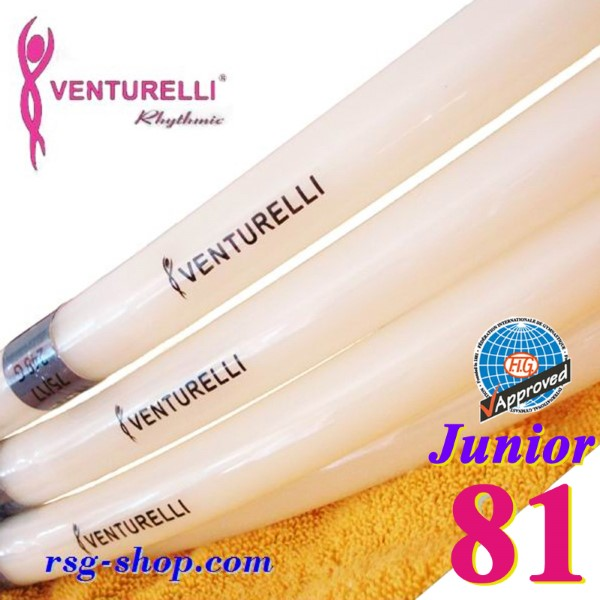 Reifen Venturelli 81cm FIG Junior col. White Art. HO18-81