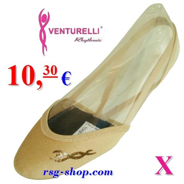 3 x Kappen Venturelli LOW VAMP Gr. X (31-33) Art. LOW-X