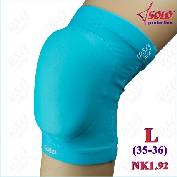 Knieschützer Solo NK1 s. L (35-36) col. Turquoise NK1.92-L