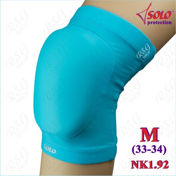 Knieschützer Solo NK1 s. M (33-34) col. Turquoise NK1.92-M