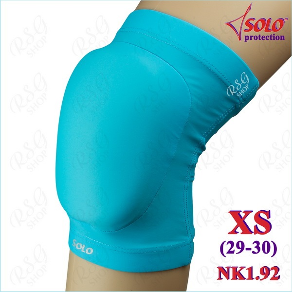 Knieschützer Solo NK1 s. XS (29-30) col. Turquoise NK1.92-XS