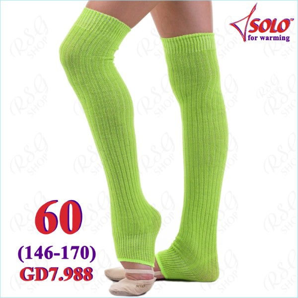 Beinwärmer Solo knited s. 60 cm col. Lime GD7.988-60