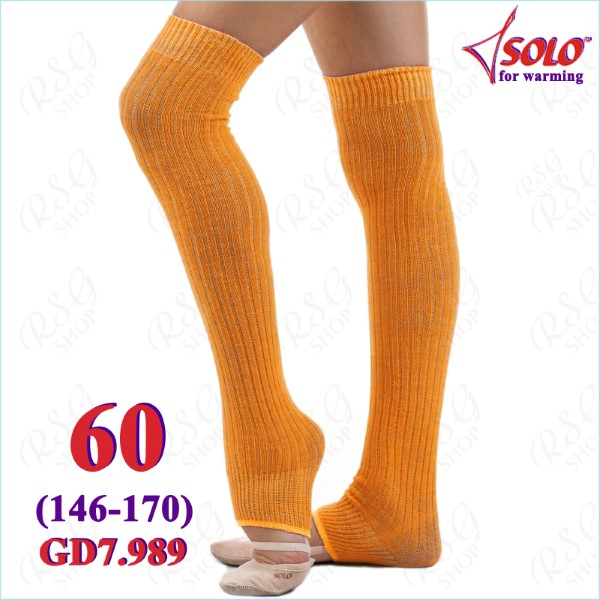 Beinwärmer Solo knited s. 60 cm col. Orange GD7.989-60