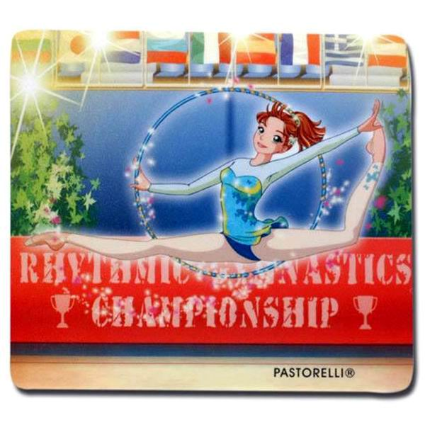 Mouse Pad Pastorelli mod. Stefy with hoop Art. 01083