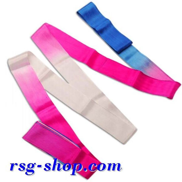Band Pastorelli 5m Gradation Blue-Fuchsia-White 03224