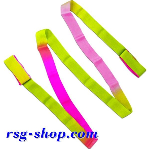 Band Pastorelli 5m Gradation Fuchsia-Green-Pink 03222