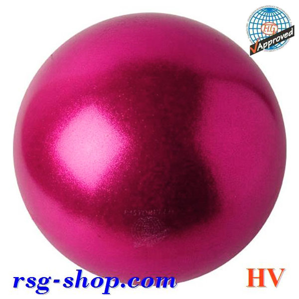Ball Pastorelli Glitter Lampone HV 18 cm FIG Art. 02068