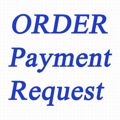 Bulk Payment Request to order 78653