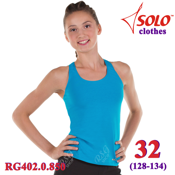 Top Solo s. 32 (128-134) Cotton Turquoise RG402.0.850-32