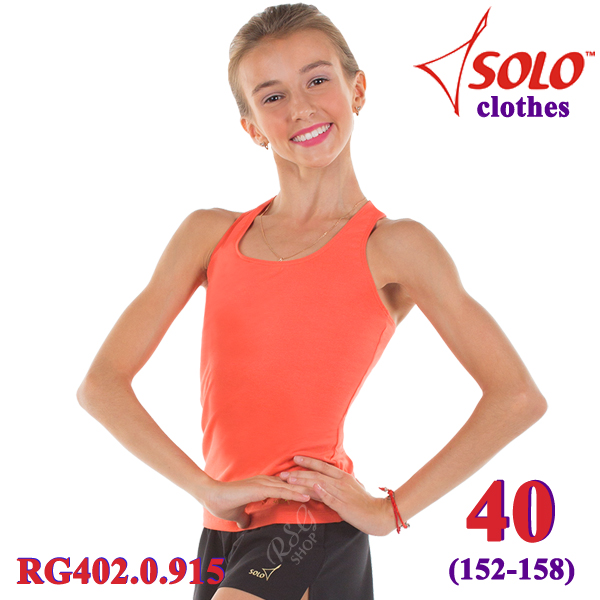Top Solo s. 40 (152-158) Cotton Coral RG402.0.915-40