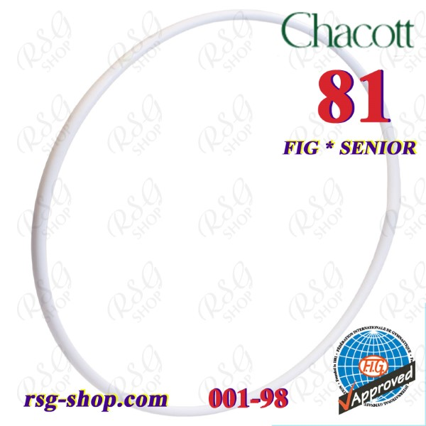 Reifen Chacott 81cm col. White FIG Senior Art. 01-98000