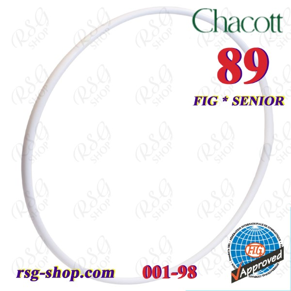 Reifen Chacott 89cm col. White FIG Senior Art. 01-98000