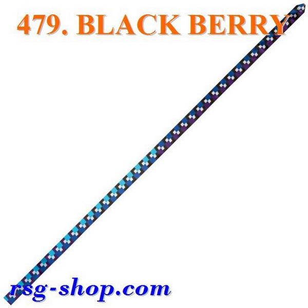 Band Chacott 5m Infinity col. Black Berry FIG Art. 094-68479