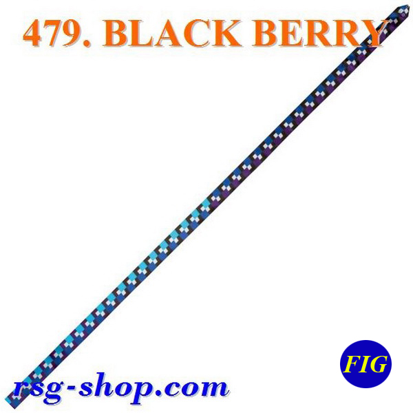 Band Chacott 6m Infinity col. Black Berry FIG Art. 093-68479