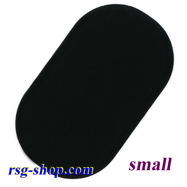 PAD for ROLLING TOPS & LEGGINGS Chacott s. S col. Black 005-88009