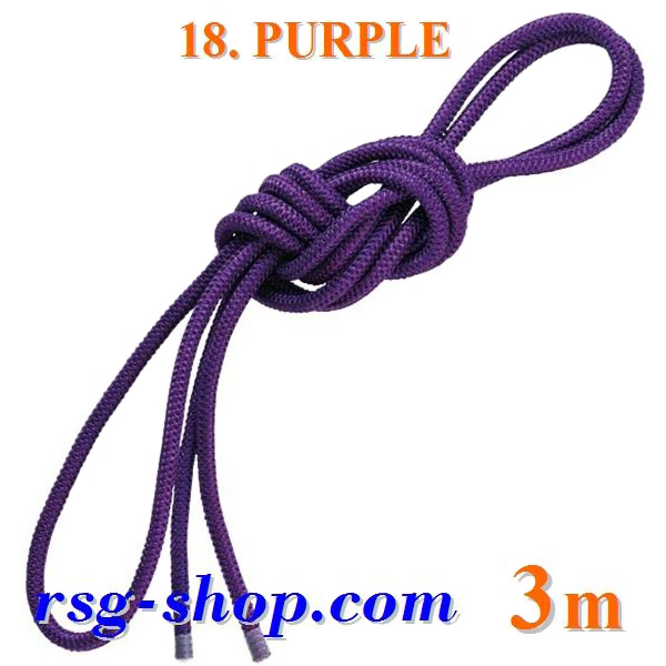 Seil Chacott 3 m FIG col. Purple Art. 30118