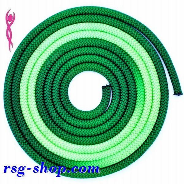 Seil Venturelli Gradation 3 m FIG Dark Green-Green PLDD213113