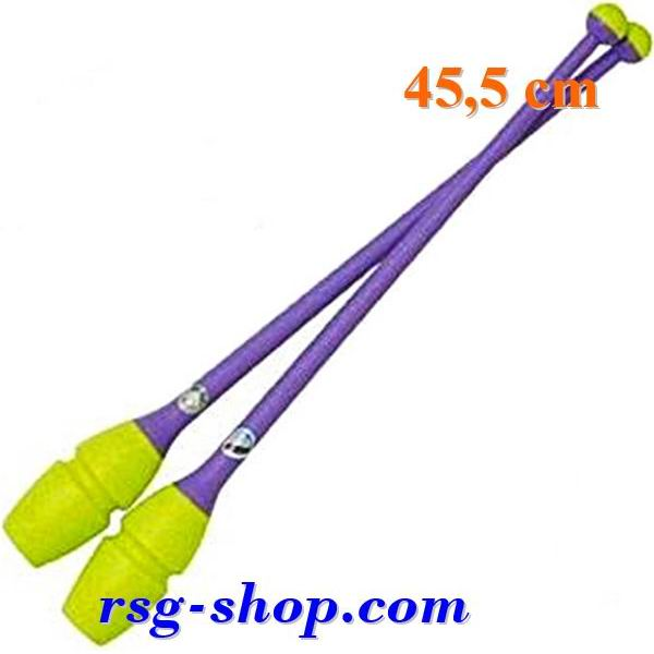 Keulen Chacott Kombi 45 cm col. Yellow x Purple 00388377
